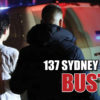 Police charge 137 people as part of major drug bust operation across Sydney