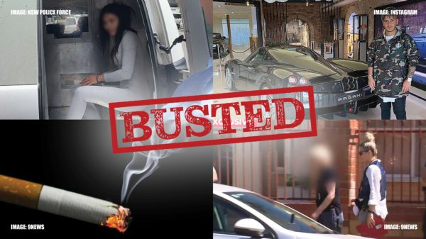 Busted is back for our first episode of 2021!