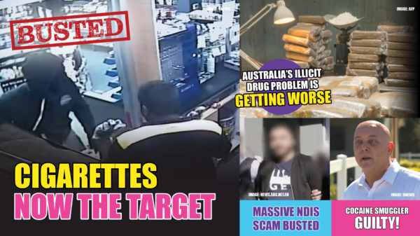 This episode of BUSTED, Heath and Rohan discuss the crimes that have very real impact on victims' lives. Six-people in Sydney's west have been accused of rorting more than $10 million from the National Disability Insurance Scheme. The scheme is designed to protect some of the most vulnerable Australians. All to fund their extravagant lifestyles. Find out how the cops figured out what these degenerates were up to and WATCH police seize their luxury cars.